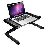 Столик-трансформер для ноутбука с вентилятором, фото 3