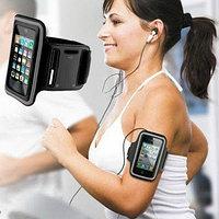 Спортивный чехол на руку для iPhone 4, 4s, 5, 5s, 6, 6s, 6plus