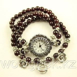 Женские часы с бисером - Новая коллекция
