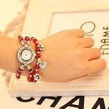 Женские часы с бисером - Новая коллекция, фото 3