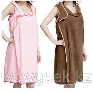 Полотенце - халат (микрофибра)