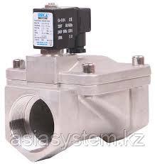 Электромагнитный клапан Eska EVG 1032 (Ø32)  к нему необходим газовый сигнализатор