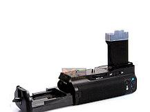 Батарейный блок на Canon EOS 550D, фото 2