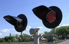 Светодиодная головка переездного светофора (ГСПС)