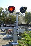 Светодиодная головка переездного светофора (ГСПС), фото 2