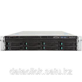 "Сервер Intel Original L9 R1208WTTGSR (1U Rack, Xeon E5-2620 v4, 2100 МГц, 20 Мб, 8 ядер, 2.5"", 8 шт, Без ОЗУ,"