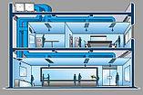 Канальный кондиционер Almacom ACD 24 HM, фото 5