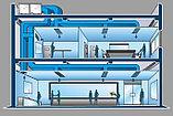 Канальный кондиционер Almacom ACD 42 HM, фото 5