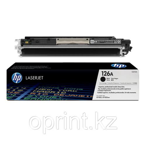 Картридж HP 126А черный