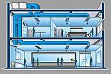 Канальный кондиционер Almacom ACD 48 hmh, фото 5