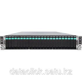Сервер Intel LWT2308YXXXXX31 (2U Rack, Xeon E5-2630 v4, 2200 МГц, 20 Мб, 10 ядер)