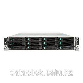 Сервер Intel LWT2308YXXXXX37 (2U Rack, Xeon E5-2620 v4, 2100 МГц, 20 Мб, 8 ядер)