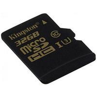 Карта памяти MicroSD 32GB Class 10 U3 Kingston SDCG/32GBSP