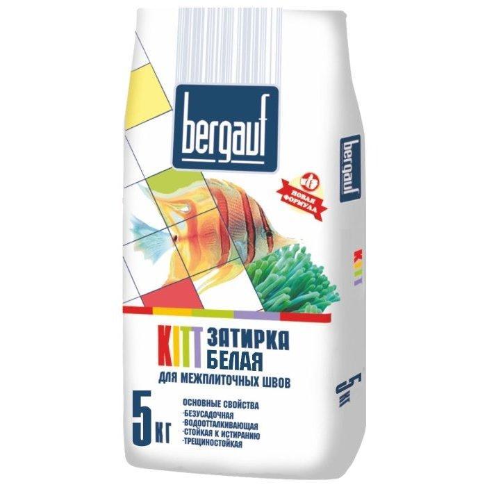 Затирка Bergauf 5 кг, Серый