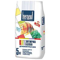 Затирка Bergauf 5 кг, Белый