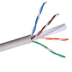 Кабели и провода связи UTP, FTP