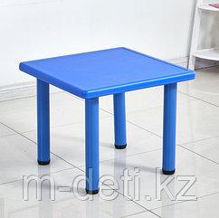 Столик пластиковый квадратный детский Рубик HD403 HUADONG