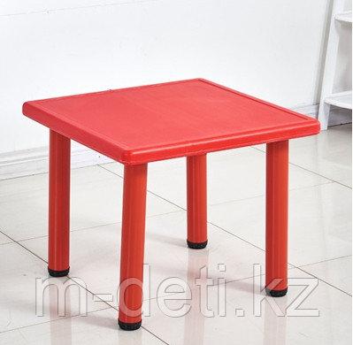 Столик пластиковый квадратный детский Рубик HD404 HUADONG