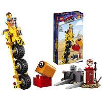 Конструктор Lego Movie 2 70823 Конструктор 2 Трехколёсный велосипед Эммета!, фото 1