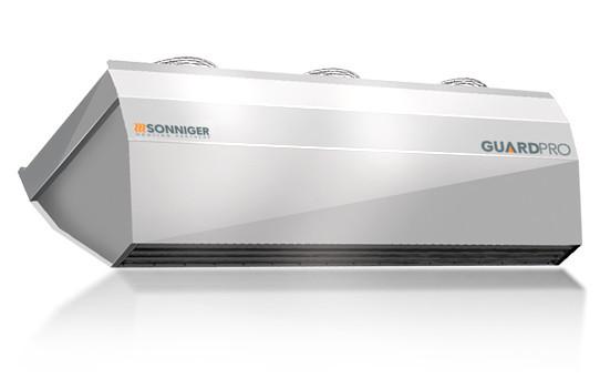 Промышленные завесы Sonniger: Guard PRO 200E