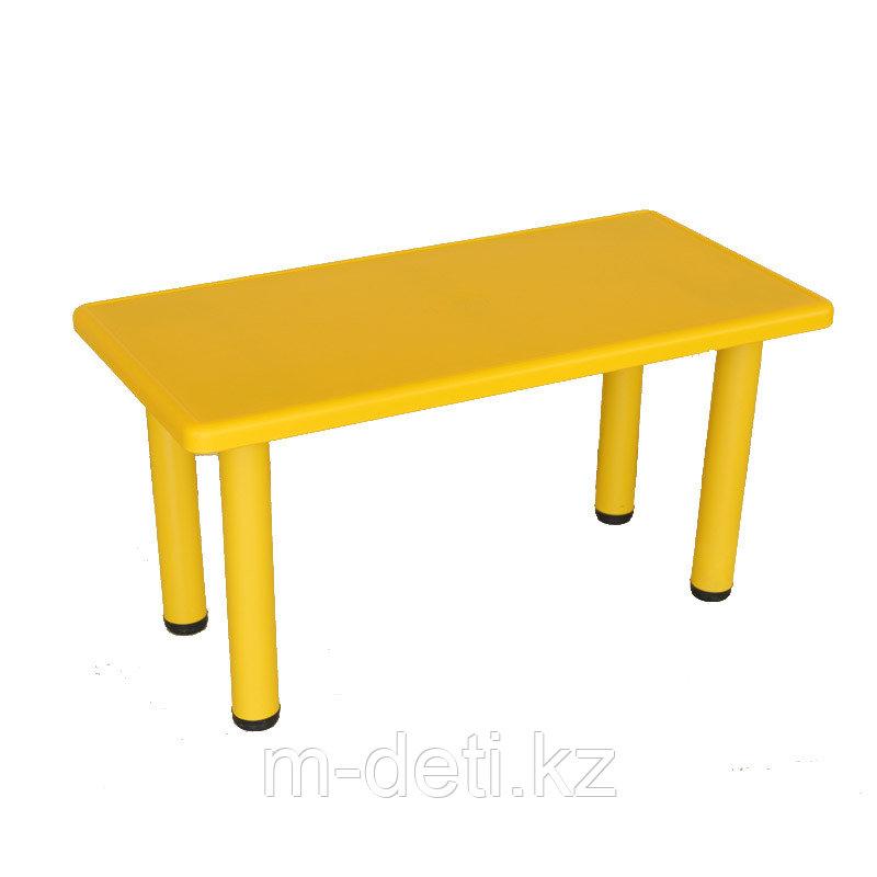 Стол пластиковый прямоугольный детский Лютик HD304 HUADONG