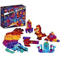 """Конструктор Lego Movie 2 70825 Конструктор 2 Шкатулка королевы Многолики """"Собери что хочешь"""", фото 1"""