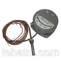 Термометр манометрический, конденсационный, показывающий сигнализирующий ТКП-160Сг-М3-1