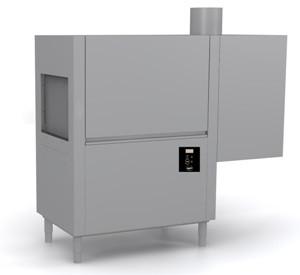 Машина посудомоечная Apach ARC100 (T101) ТУННЕЛЬНАЯ ДОЗ+СУШ Л/П