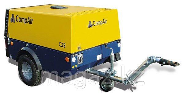 Компрессор дизельный CompAir C25, фото 2