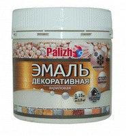 Эмаль декоративная акриловая Palizh Белый жемчуг №92 (0,15кг)