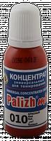 Концентрат универс. Palizh MIX (0,02 л) №010 красный