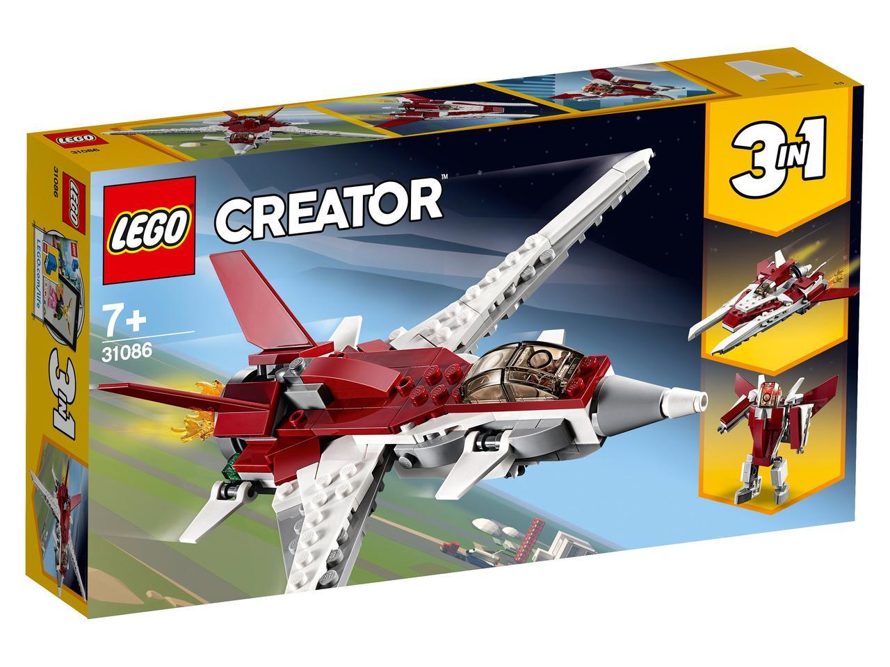 31086 Lego Creator Истребитель будущего, Лего Криэйтор