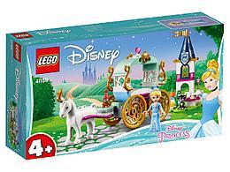 41159 Lego Disney Princess Карета Золушки, Лего Принцессы Дисней