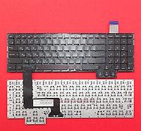 Клавиатура для ноутбука Asus G750, черная