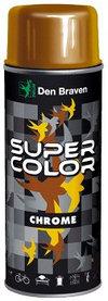 Аэрозольная краска Super Color Chrome (400ml, 4м²)