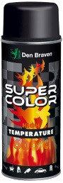 Аэрозольная краска Super Color High Temperature (400ml, 3м²)