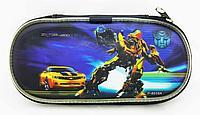 Чехол на молнии с картинкой PSP Slim 2000/3000 Case picture, Transformer, фото 1
