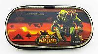 Чехол на молнии с картинкой PSP Slim 2000/3000 Case picture, War Craft, фото 1