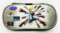 Чехол на молнии с картинкой PSP Slim 2000/3000 Case picture, Рататуй, фото 1