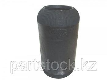 Пневмоподушка без стакана  395-210-130.8/130.8  на / для BPW/ Fruehauf/ Kogel/ MAN/ Volvo/ SETRA, БПВ/