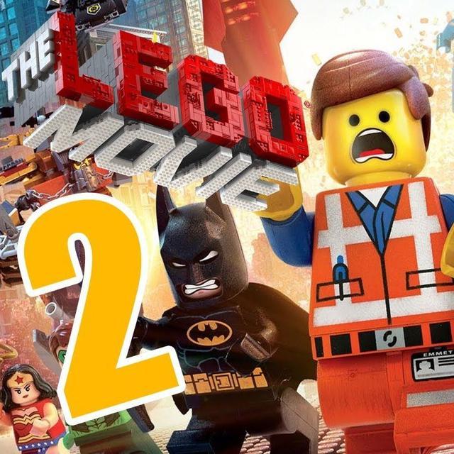 Lego Movie2 / Лего Кино2