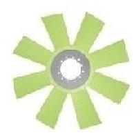 Крыльчатка вентилятора, in 18/ ex 72 на / для MERCEDES, МЕРСЕДЕС, POVERPLAST P1001