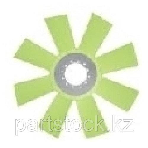 Крыльчатка вентилятора, in 12,5/ ex 71 на / для MERCEDES, МЕРСЕДЕС, POVERPLAST P1002