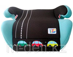 Детский бустер TIZO Boom 314 (голубой)
