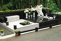 Мрамор или гранит: какой материал для надгробия лучше?