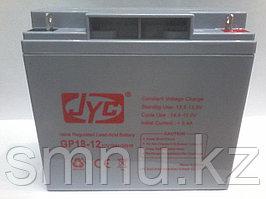 Аккумулятор   GP 12В  18Ah JYC