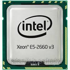Intel CPU Server 10-Core Xeon E5-2660V3 (2.6 GHz, 25M Cache, LGA2011-3) tray, фото 2