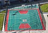 Спортивная площадка для мини футбола под ключ, фото 3