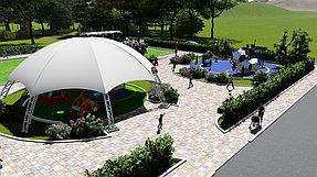 Детский парк EXPO-2017, г. Астана, 2017г. 6