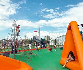Детский парк EXPO-2017, г. Астана, 2017г. 4